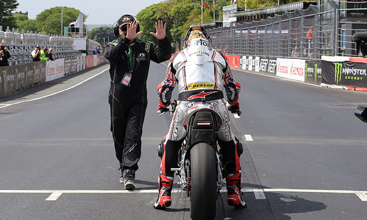 2019 IOM TT Start Numbers Announced