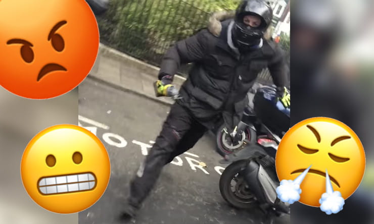 Bikers: Our own worst enemies
