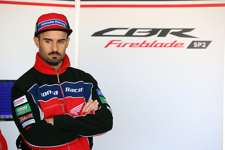 BSB 2019 | Exclusive interview with Honda's Xavi Fores