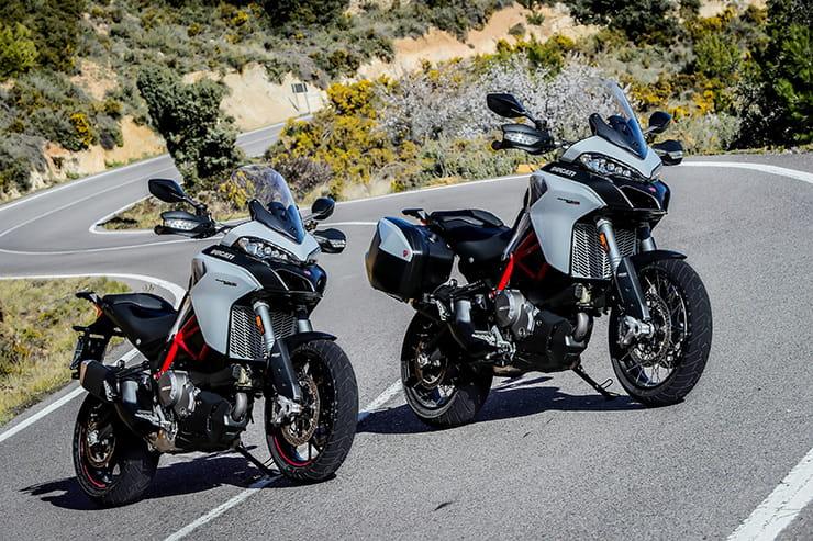 2019 Ducati Multistrada 950 S Review   BikeSocial