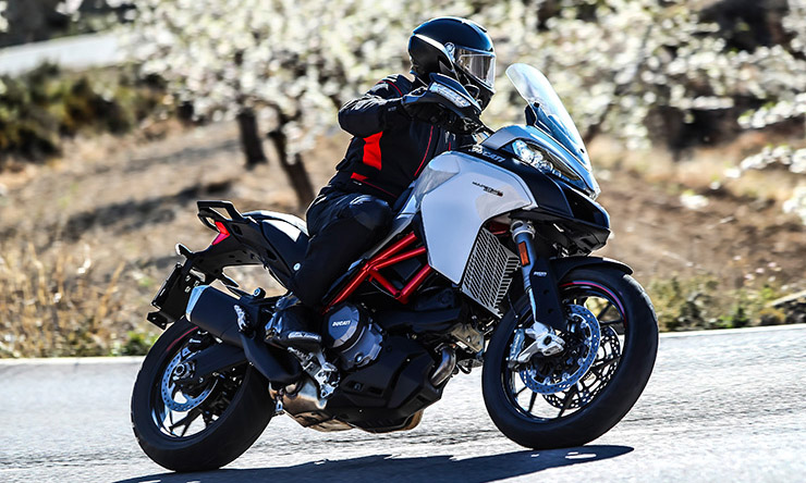 2019 Ducati Multistrada 950 Review | BikeSocial