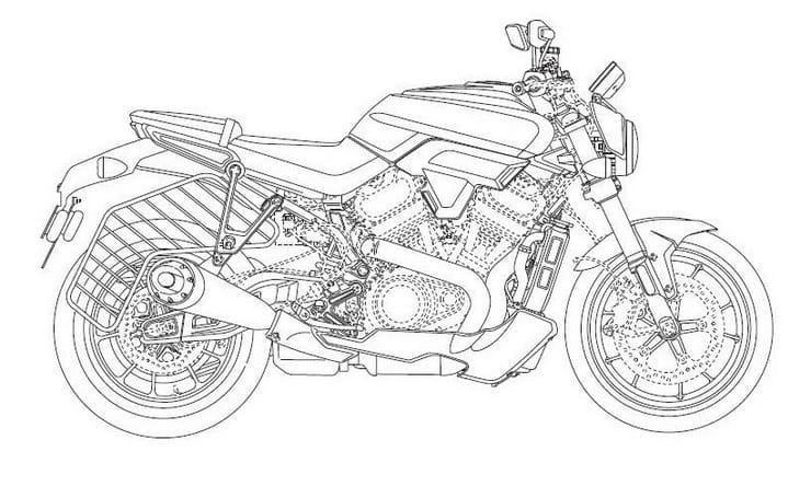 Is this Harley Davidson's adult colouring book?