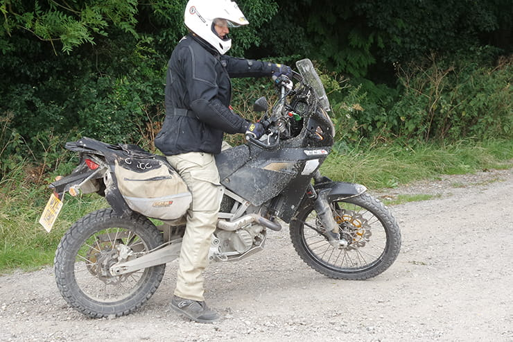 How to plan a weekend of motorcycle trail riding