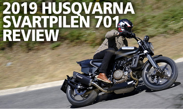 Husqvarna Svartpilen 701 (2019) Review Price Specs