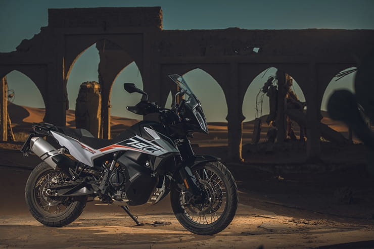KTM 790 Adventure & 790 Adventure R (2019) | REVIEW