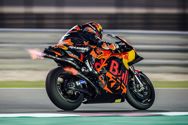 MotoGP Testing News and Round 1 TV Schedule