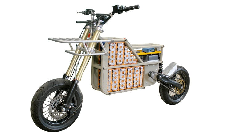 British DIY electric bike launching this month