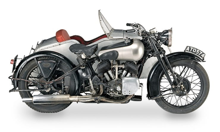Brough at Bonhams