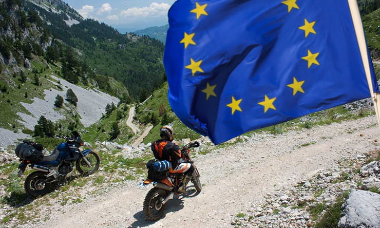 Is my driving licence valid after Brexit? What does no deal mean for bikers?
