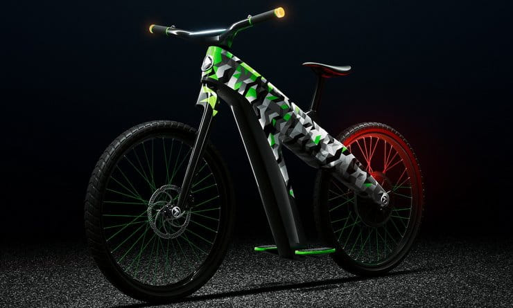 Skoda Electric Bike