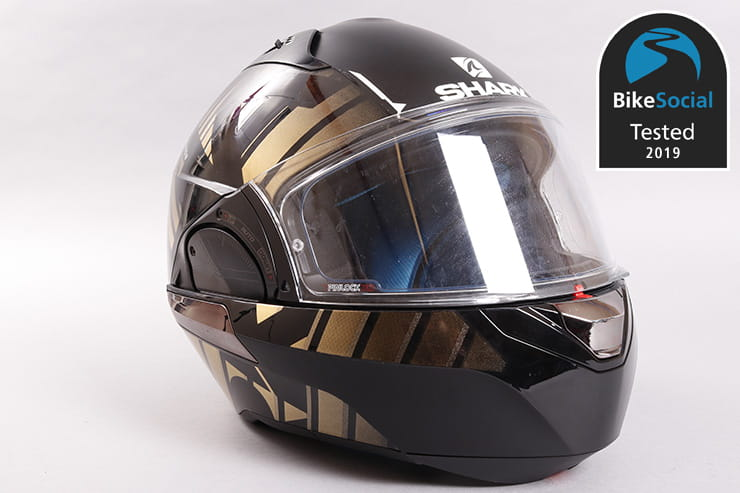 Tested: Shark Evo-One 2 motorcycle helmet review
