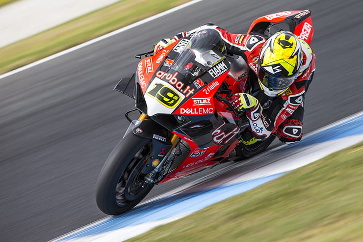 World Superbikes - Round 1 Summary and Round 2 TV Schedule