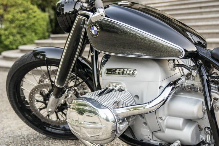 Bmw Concept R18 Teases 1800cc Boxer Cruiser