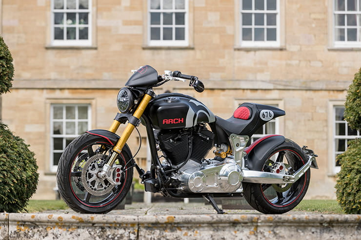 Arch KRGT 2020 Review Price Spec