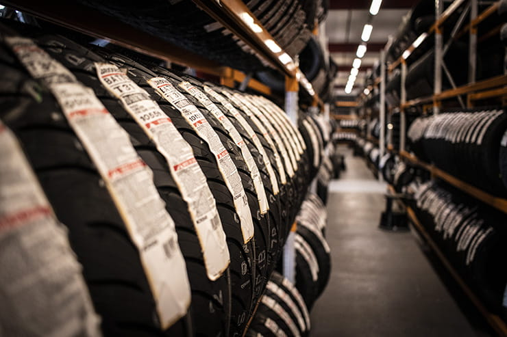 Best tyres for your classic bike