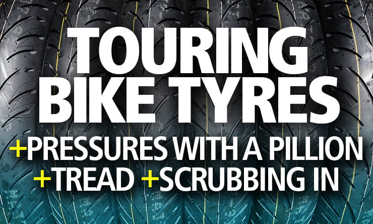 Best tyres for your touring bike