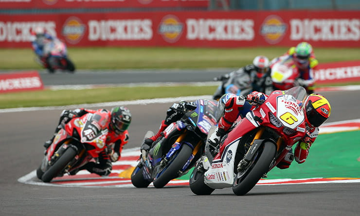 "Fores: ""It was unexpected after the results at Oulton Park"""