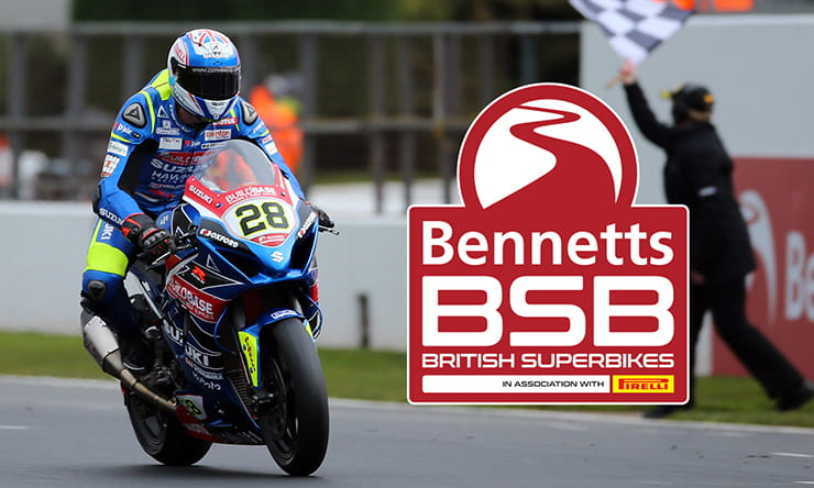 Bennetts BSB Round 3 Ticket Giveaway – Donington Park