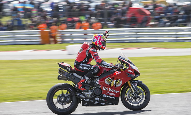 Brookes sends warning sign to competitors