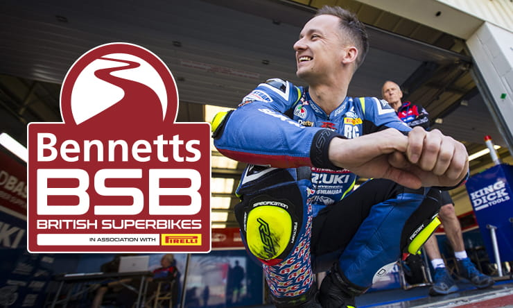 BSB2019 Round 3 Donington Preview