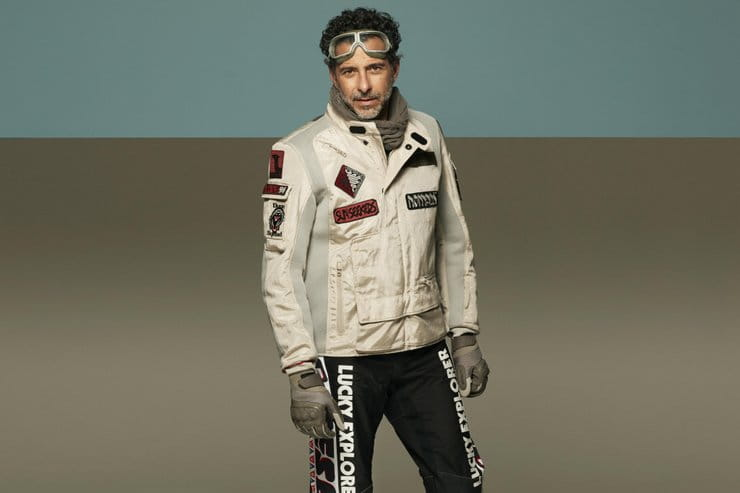 Dainese Settantadue Dunes collection unveiled