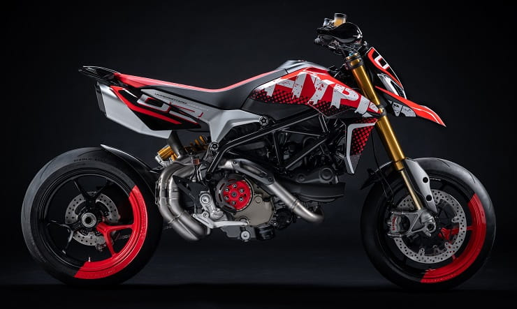 Ducati Hypermotard style concept could hint at production model