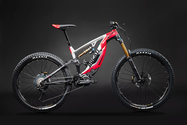 Ducati Electric Bike Review【 MIG RR (2019) 】E Bike