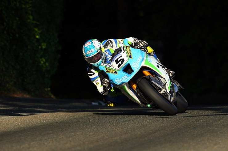 Isle of Man TT 2019: Inside Dean Harrison's workshop and mind