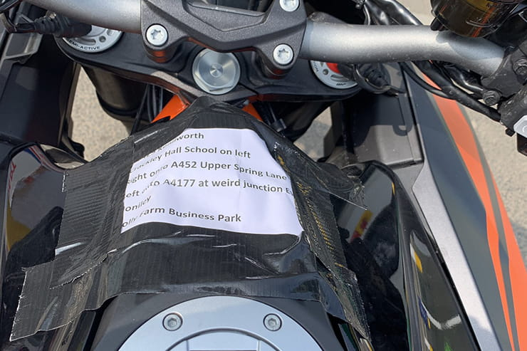 2019 KTM 1290 Super Duke GT long term review part 3