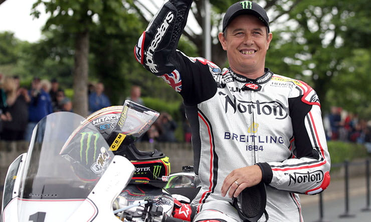 McGuinness and Norton confirmed for the NW200