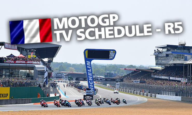 MotoGP - Weekend schedule & TV times | BikeSocial