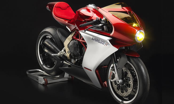 MV Agusta confirms Superveloce for 2020