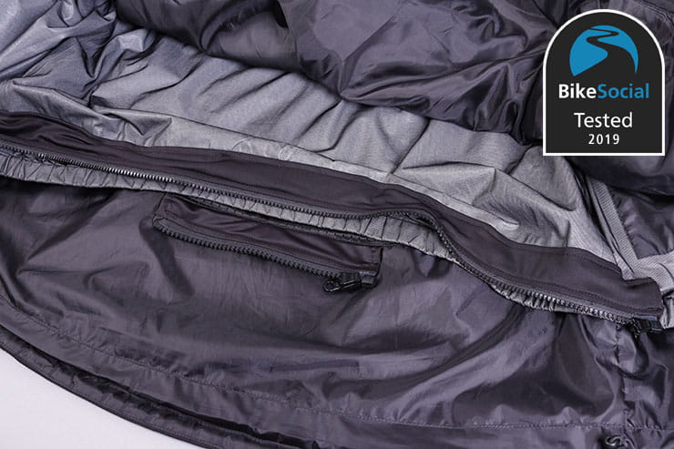 Tested: Oxford Continental Jacket Review | BikeSocial