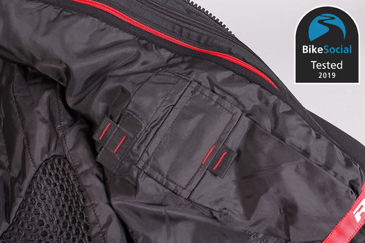 Tested: Richa Arc and Atlantic motorcycle textiles review