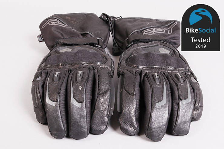 Tested: RST Paragon heated waterproof motorcycle gloves review