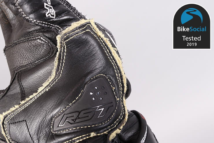 Tested: RST Tractech Evo R motorcycle gloves review