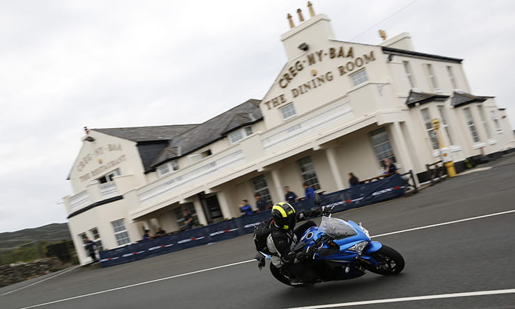 How to stay legal at the Isle of Man TT races