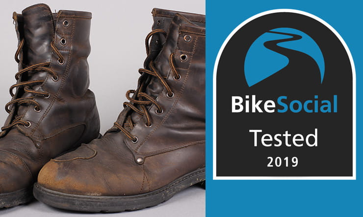 Tested: TCX X-Blend waterproof motorcycle boots review