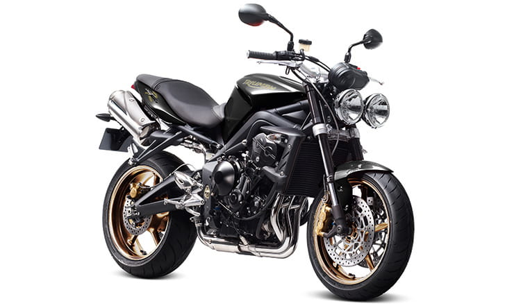 Triumph Street Triple R (2008-2012): Review & Buying Guide