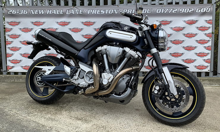 Yamaha MT-01 review and buying guide