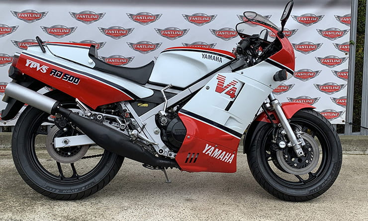 Yamaha's V4 two-stroke race replica never really got the credit it deserves…until now.