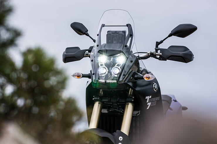Yamaha Tenere 700 2019 Review Price Spec