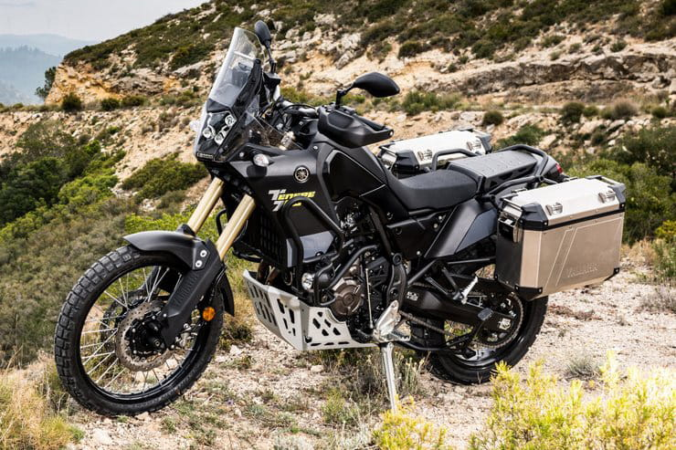 Yamaha launches Tenere 700 accessory packs