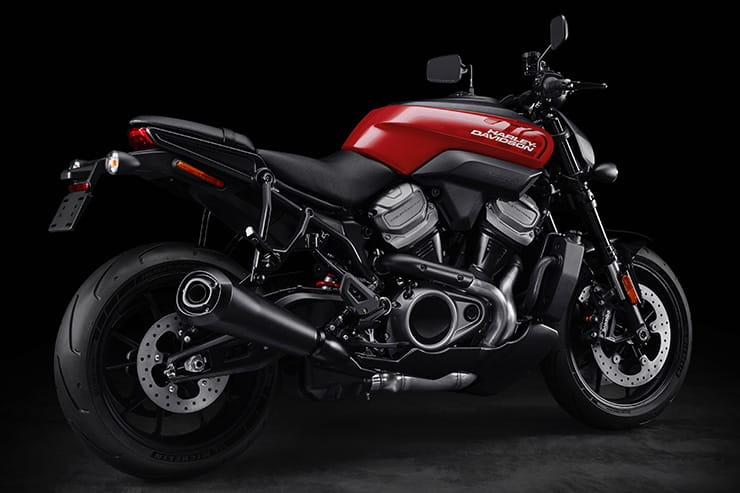 New Harley-Davidson streetfighter and adventure bike for 2020