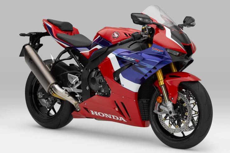 All-new 2020 Honda Cbr1000rr-R Fireblade, sınıf lideri özelliklere sahiptir