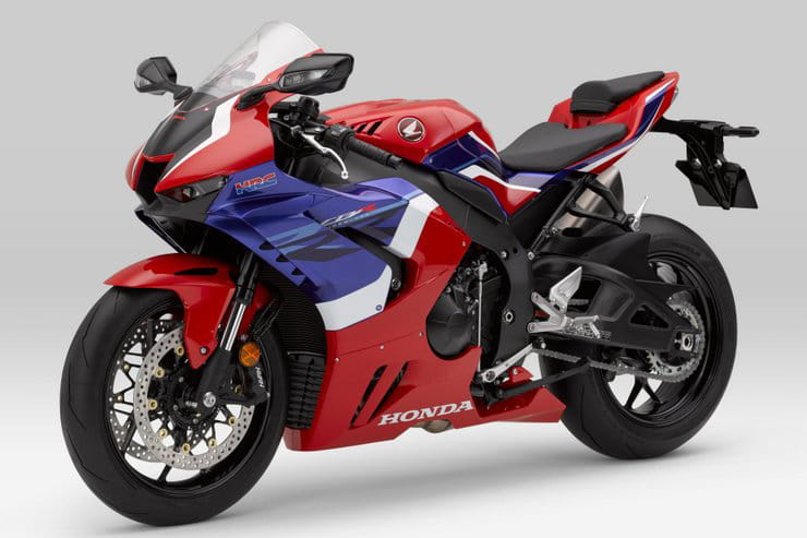 All-new 2020 Honda CBR1000RR-R Fireblade has class-leading specs