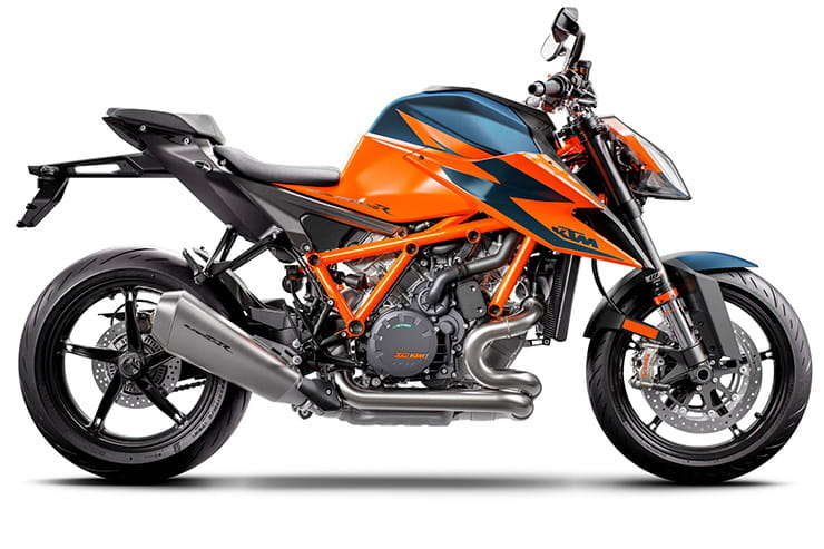 New KTM 1290 Super Duke R released for 2020