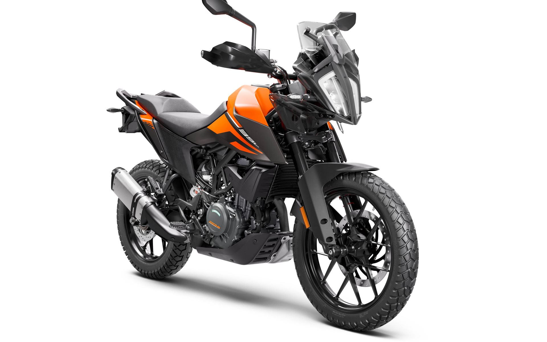 New KTM 390 Adventure released for 2020