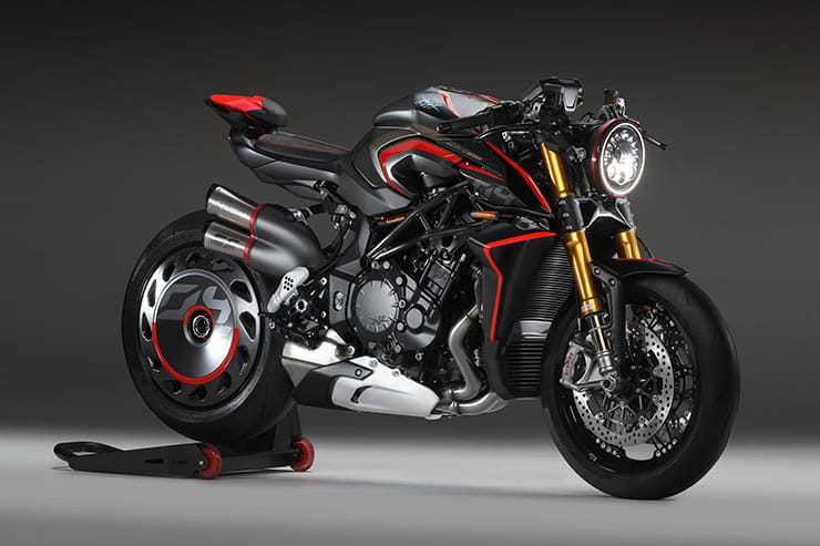 New MV Agusta Rush 1000 latest concept bike revealed for 2020