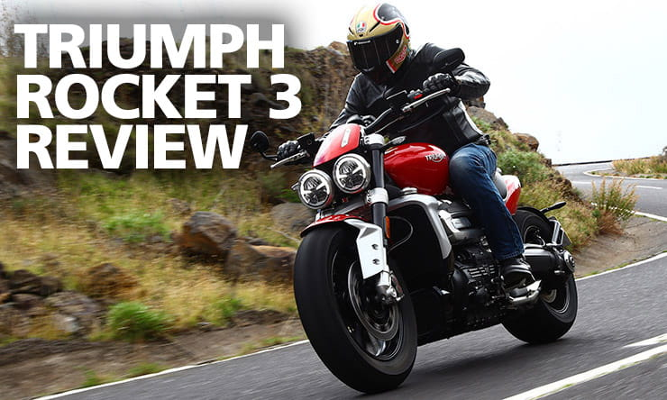 Triumph Rocket 3 2020 Review